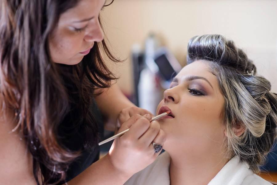 Vânia de Paula Profissional Makeup 8