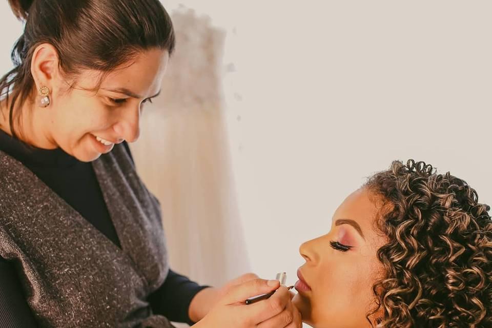 Rebeka Toledo Makeup 11
