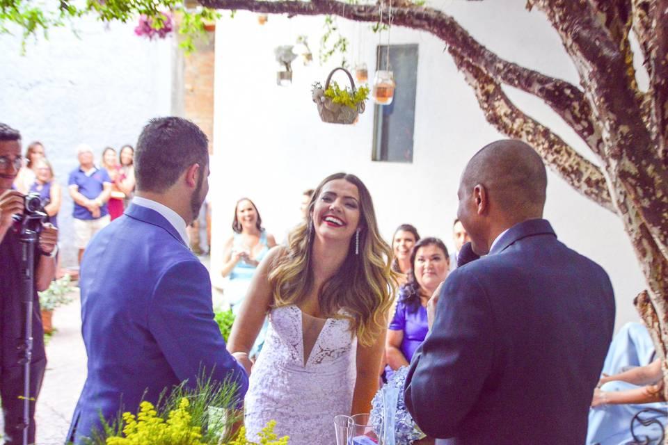 Israel Fernandes - Celebrante de Casamento 15
