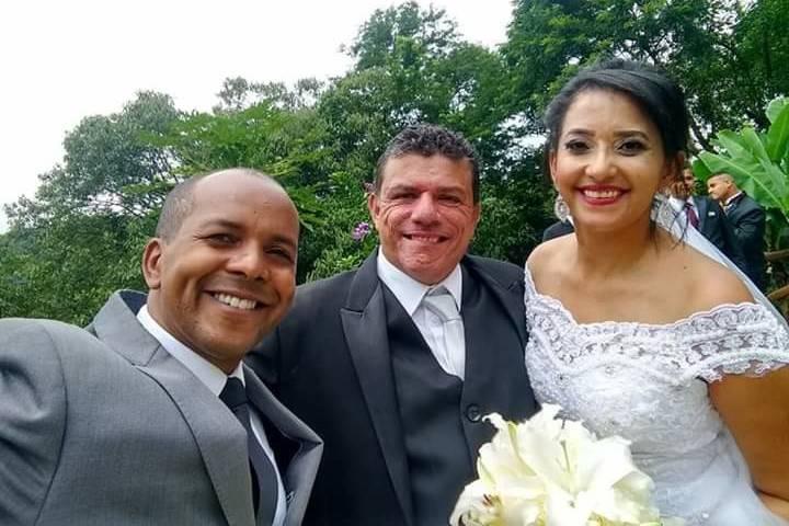 Israel Fernandes - Celebrante de Casamento 13