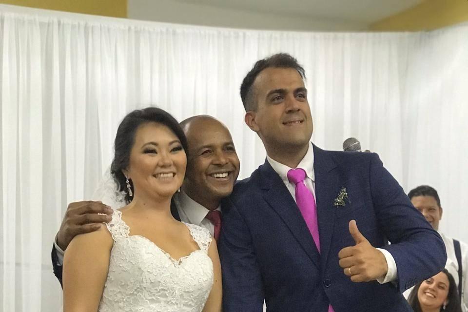 Israel Fernandes - Celebrante de Casamento 10