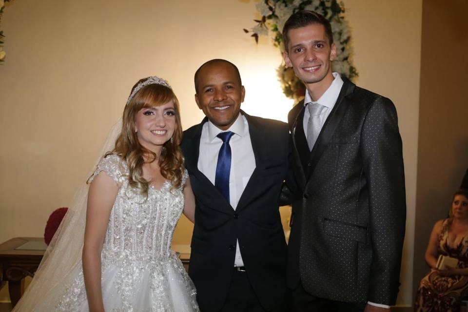 Israel Fernandes - Celebrante de Casamento 11