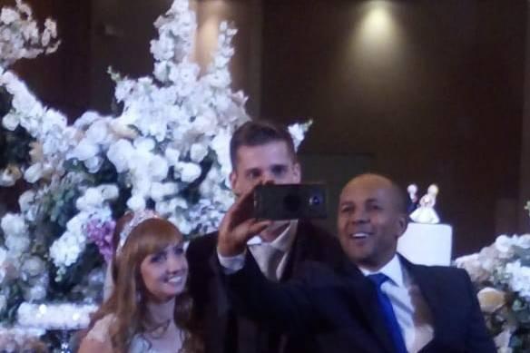 Israel Fernandes - Celebrante de Casamento 12