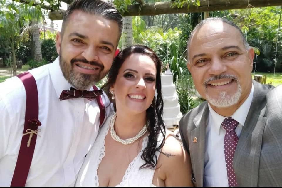 Celebrante Valter Silva 1