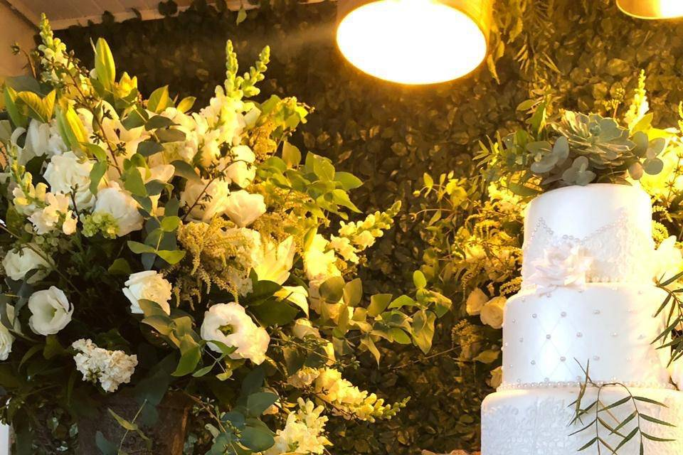 Flor de Lótus Decorações 10
