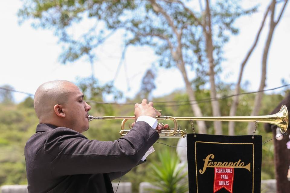Fernando Clarinadas para Noivas 3