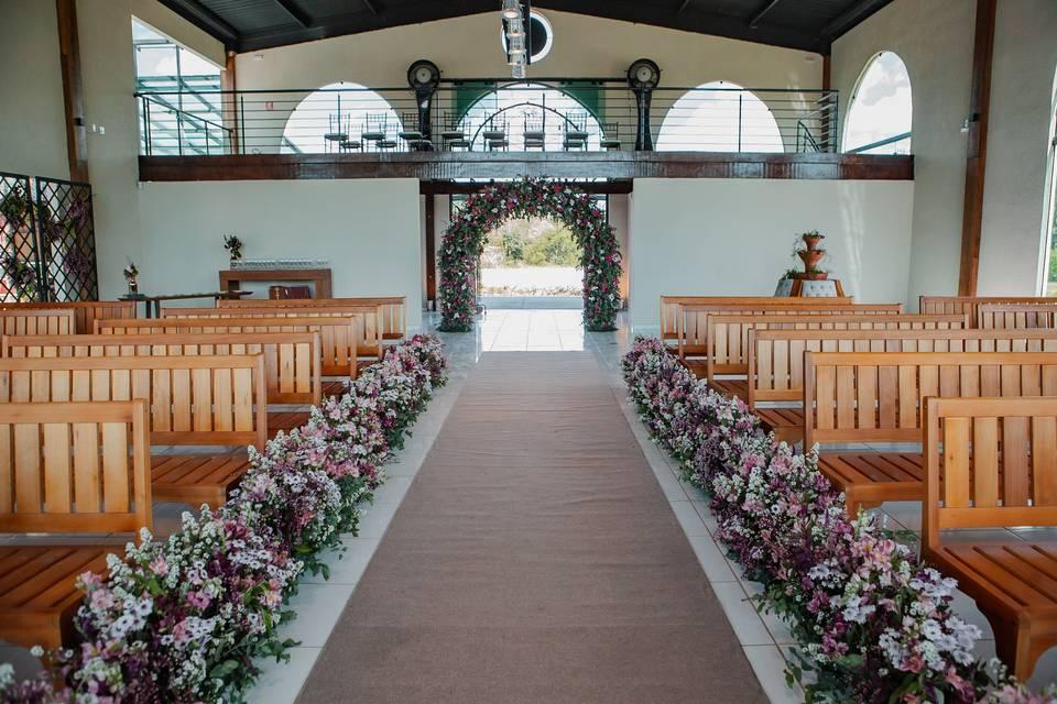 Alpendre Garden Hall 9