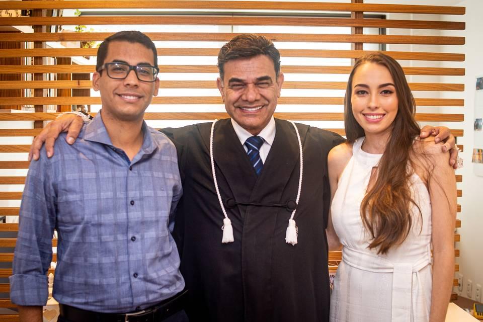 Celebrante Juiz de Paz Roberto Moyses 8