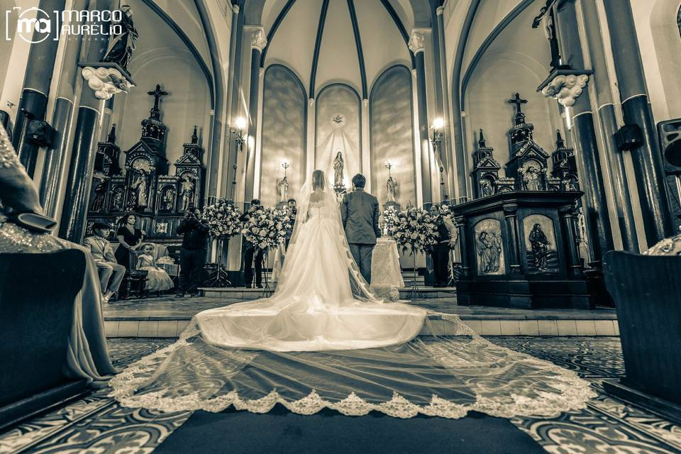 Véu & Gravata Wedding 25