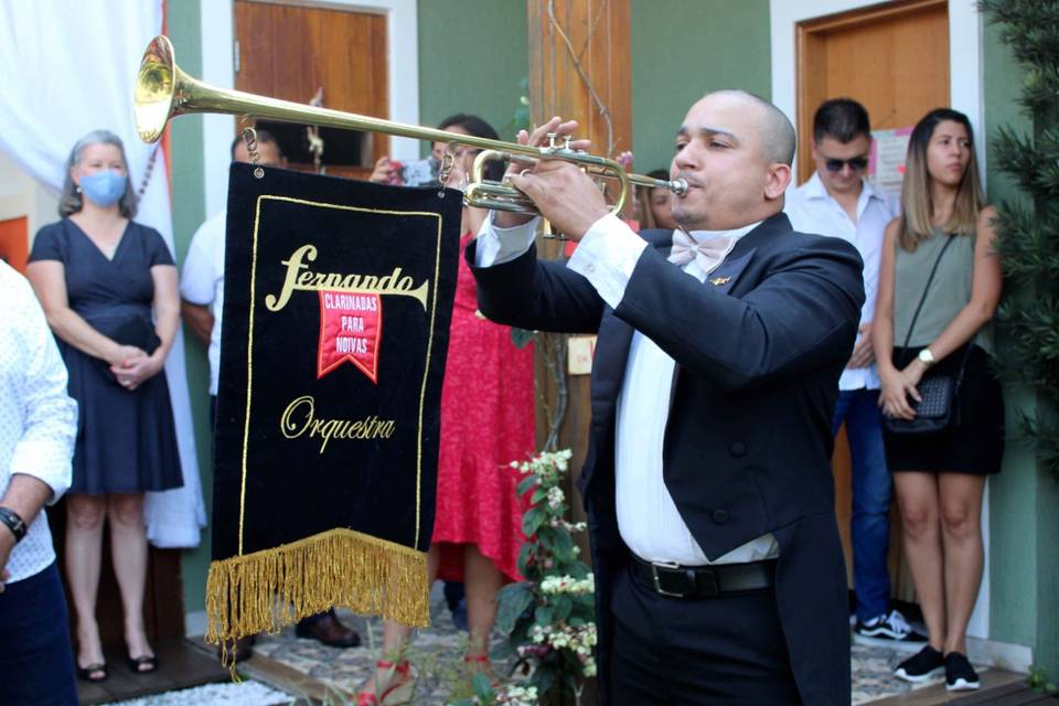 Fernando Clarinadas para Noivas 5