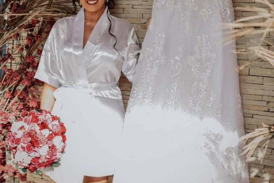 Dia da Noiva Vanessa Reis 10