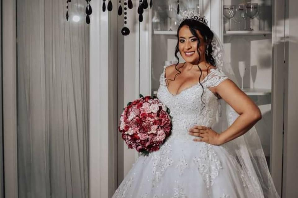 Dia da Noiva Vanessa Reis 11