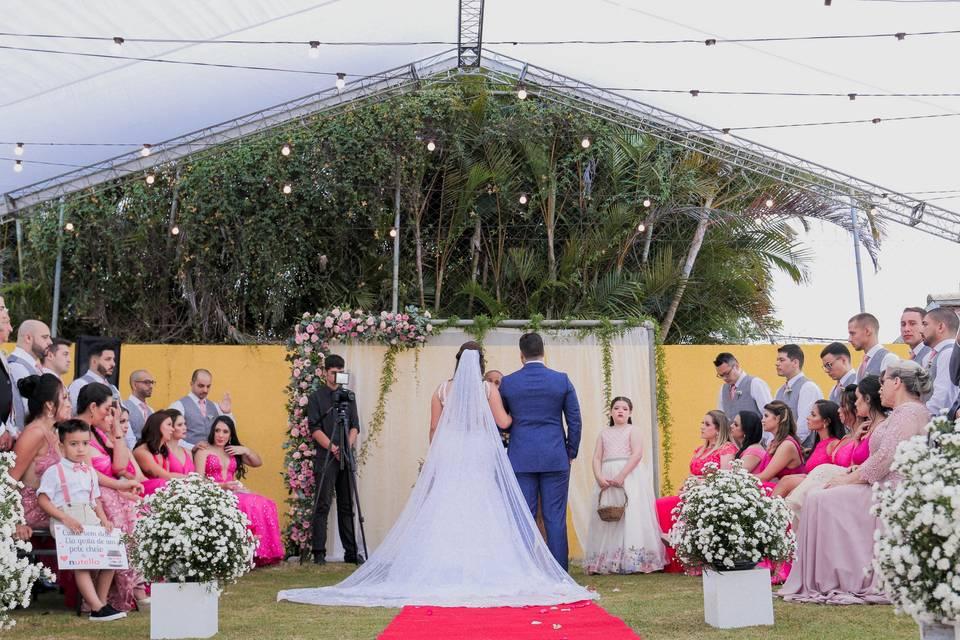 Israel Fernandes - Celebrante de Casamento 4