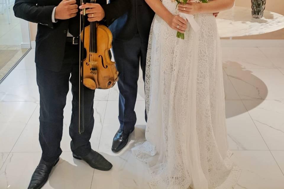 Laio Cosmo Violinista 14