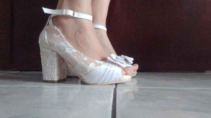 Qual o seu requisito para... escolher o sapato? - 1