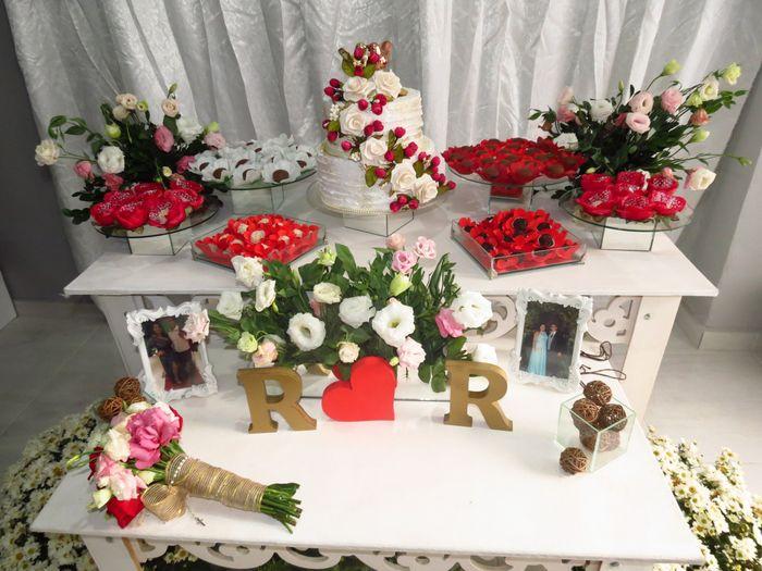 Casamento Civil com recepção em casa - 4