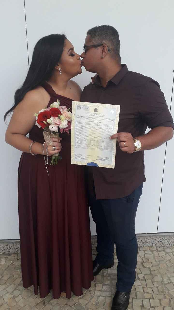 Nosso Casamento Civil