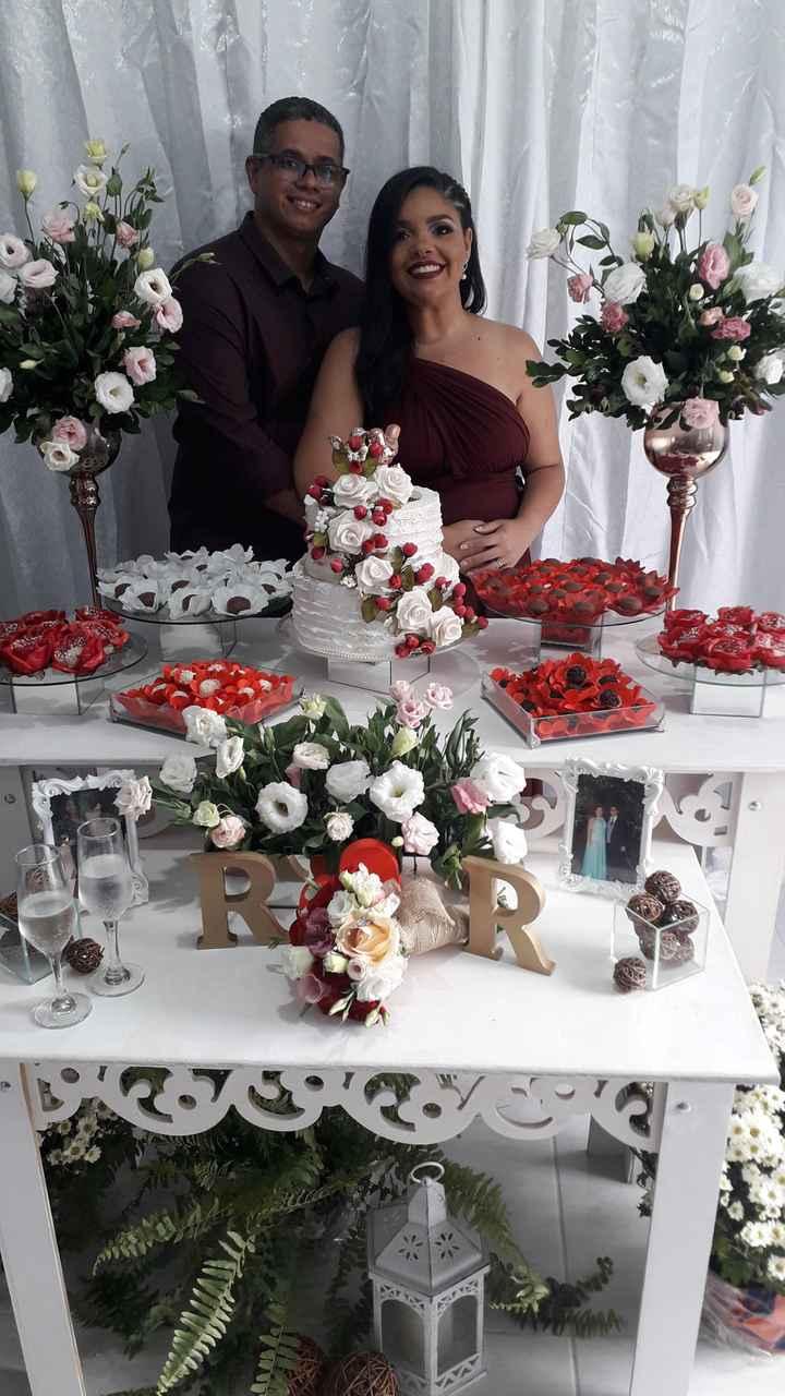 Casamento Civil com recepção em casa - 2