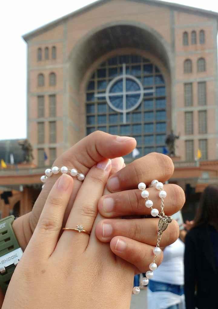 Pedido de casamento oficial: tem que ter OU dispensa? - 1