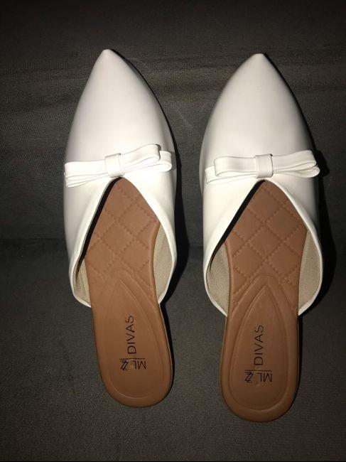 Sapato Noiva! - 1