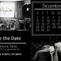 Meu save the date