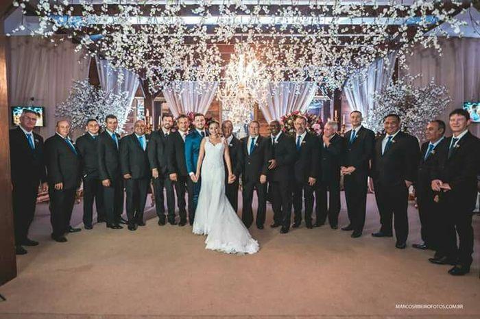 Meus padrinhos e madrinhas -  casamento Kelly e Júnior - 2