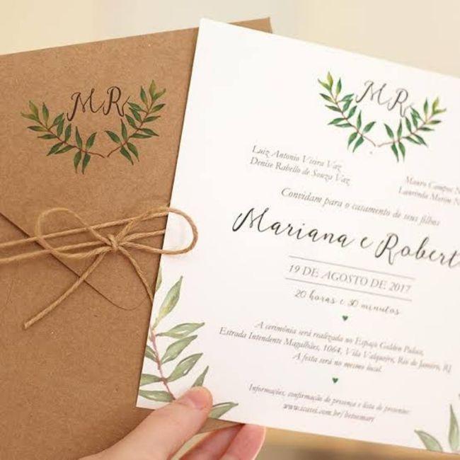 💌 Compartilhe o seu convite ou inspiração ou… encontre o seu AGORA! 5