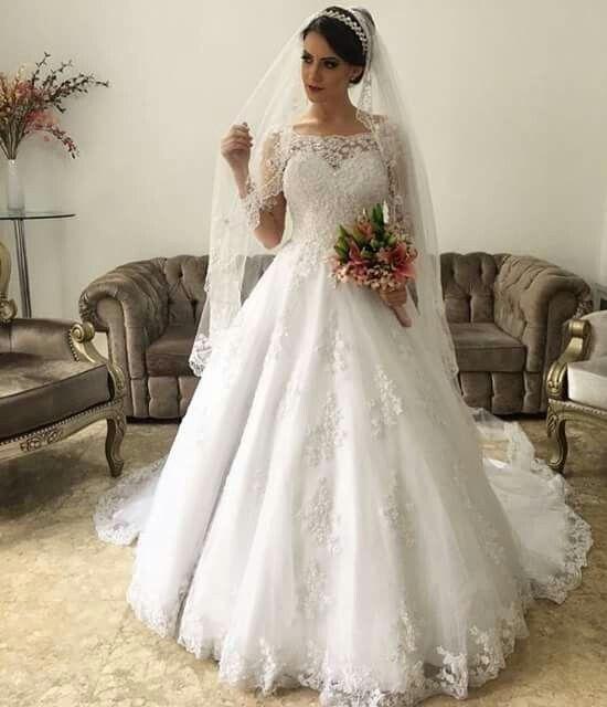 Vestido Princesa Para Casamento No Campo