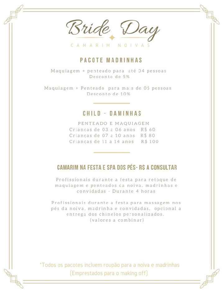 Dia da noiva 👰☺️ - 3