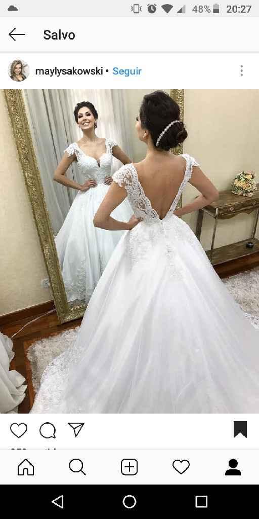 Quando posso escolher o vestido? - 5