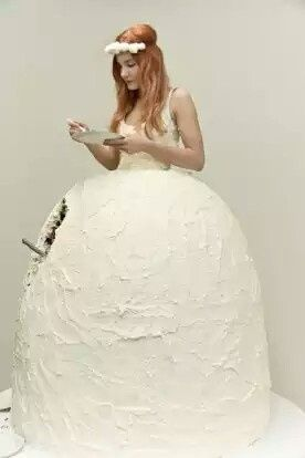 Os Vestidos De Noiva Mais Bizarros Do Mundo