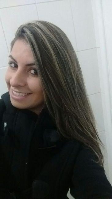Meu casamento: new hair! 1