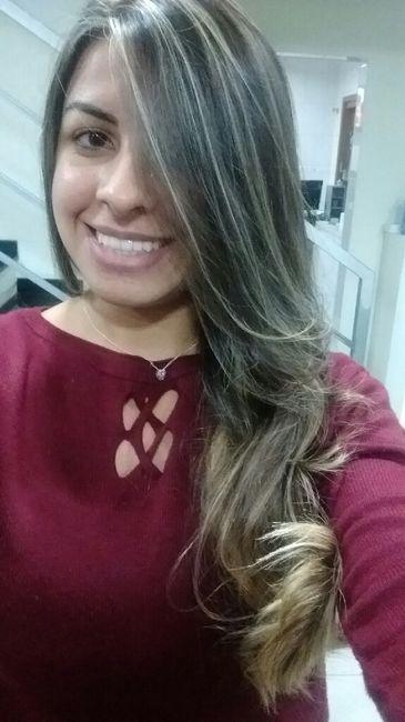 Meu casamento: new hair! 2