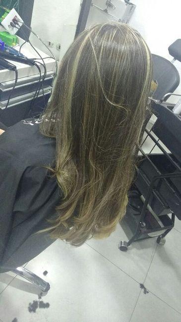 Meu casamento: new hair! 3