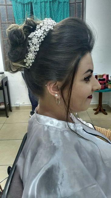 Meu casamento: new hair! 6