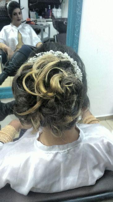 Meu casamento: new hair! 7