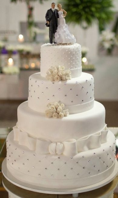 Fotos de bolo de casamento 95