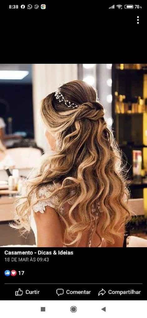 4 penteados de noiva: qual é o seu? - 1