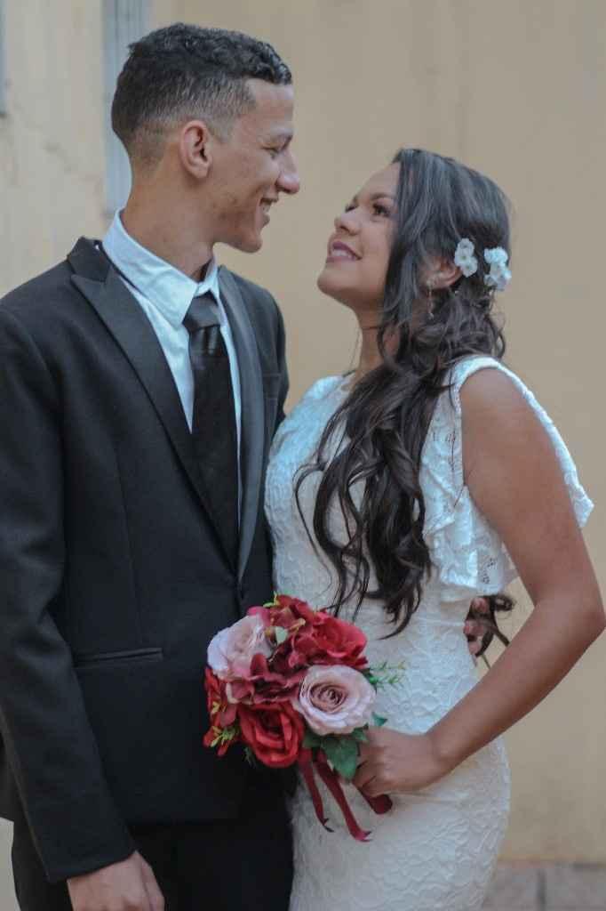 Me casei no Civil - 2
