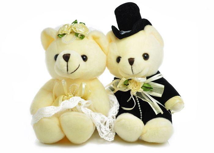urso noivos