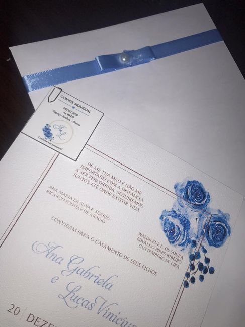 Meu convite - De R$600,00 Por R$150,00 1