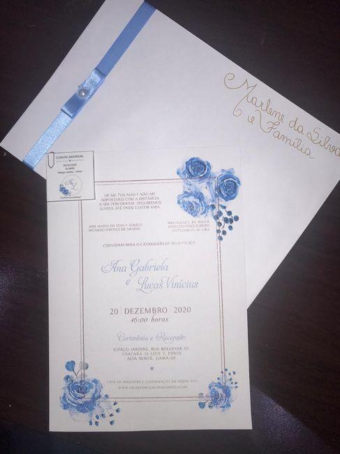 Meu convite - De R$600,00 Por R$150,00 2