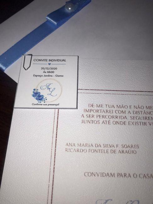 Meu convite - De R$600,00 Por R$150,00 3
