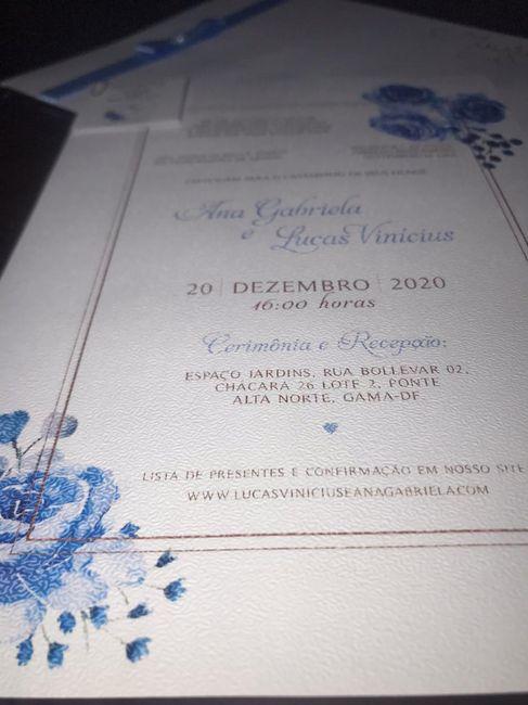 Meu convite - De R$600,00 Por R$150,00 4