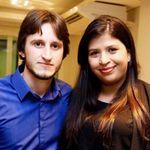 Najla e Fabiano