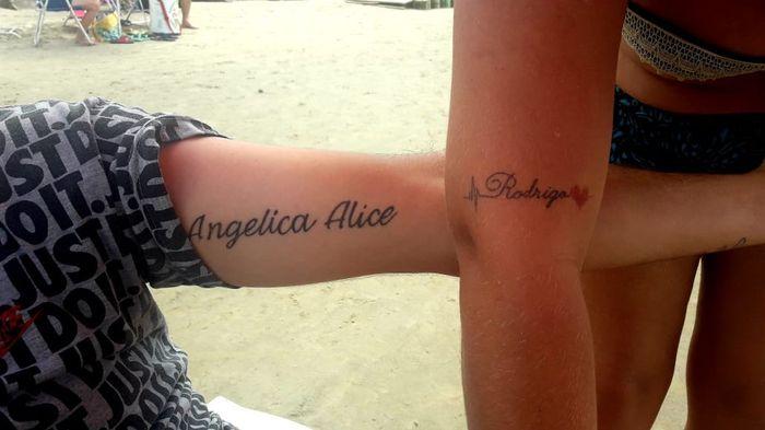 Tatuagem de casal: você faria? - 1