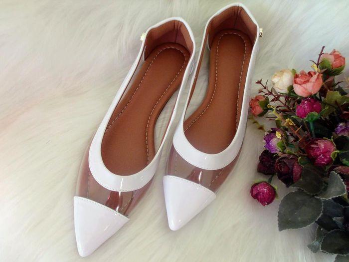 Sapato para o casamento 👠🤍 - 2