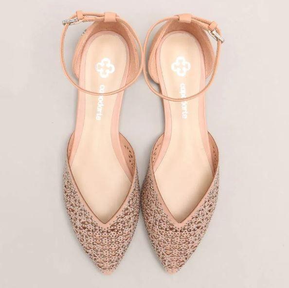 Sapato para o casamento 👠🤍 - 4