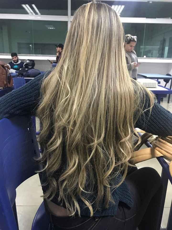 🎀 Pensa em mudar o cabelo para o penteado do dia C? - 1