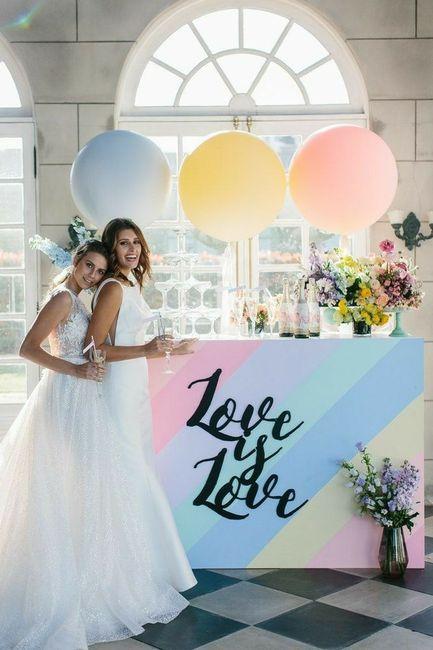 Ideias - Casamento gay/homoafetivo/lgbt+ 10